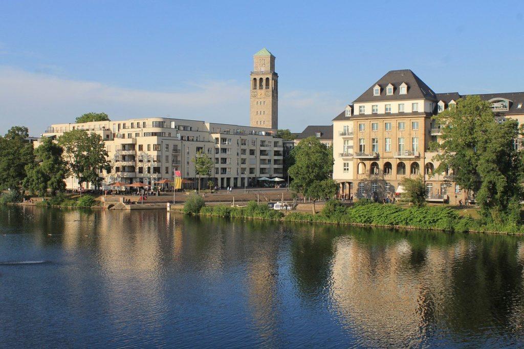 Wohnen in Mülheim am Fluss